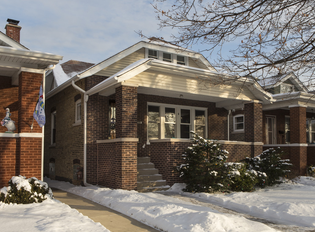 Chicago Bungalow Renovation Sj Bacik